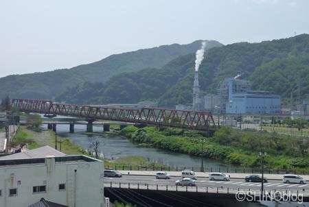 新日鉄釜石火力発電所