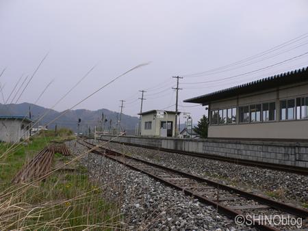 JR山田線鵜住居駅
