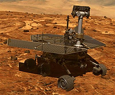 NASAの新型惑星探査ロボット: SH...