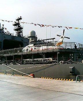 艦載機はSH-60J