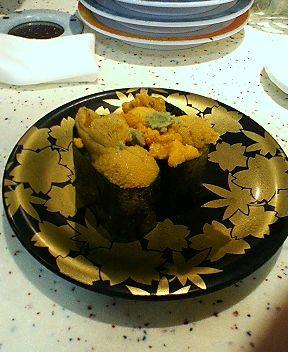 清次郎でお寿司